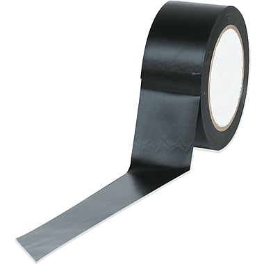 Tape Logic™ 3/Pack 2in. x 36 yds. Solid Vinyl Safety Tapes