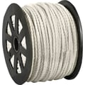 BOX 1150 lbs. Twisted Polypropylene Rope, White, 600'