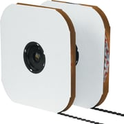 Velcro® 3/8 Individual Dots Velcro Tape, Loop, Black