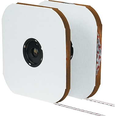 Velcro® 3/4in. Individual Dots Velcro Tape, Loop, White