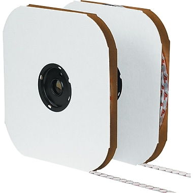 Velcro® 1/2in. Individual Dots Velcro Tape, Loop, White