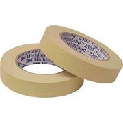 3M™ 1 1/2 x 60 yds. x 5.2 mil Masking Tape 2307, Tan, 12/Case