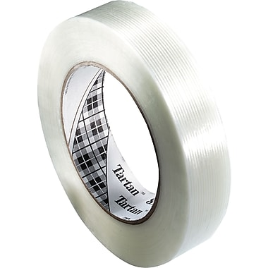 3M™ Tartan™ 1/2in. x 60 yds. x 4 mil Filament Tape 8934, 12/Case