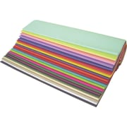 "BOX 20"" x 30"" Popular Tissue Paper Assortment Pack, 480 Sheets"