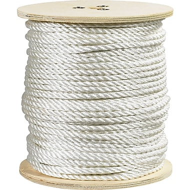 BOX 2900 lbs. Twisted Polyester Rope, 600'