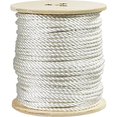 BOX 5080 lbs. Twisted Polyester Rope, 600'