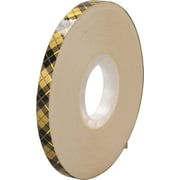 "3M™ 908 Adhesive Transfer Tape, 1/4"" x 36 yds., Clear, 72/Case"