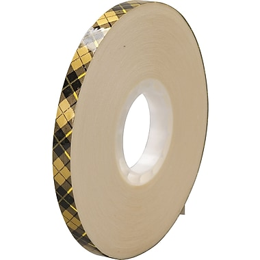 3M™ Scotch® ATG 1/2in. x 36 yds. Adhesive Transfer Tape 908, Gold, 72 Rolls
