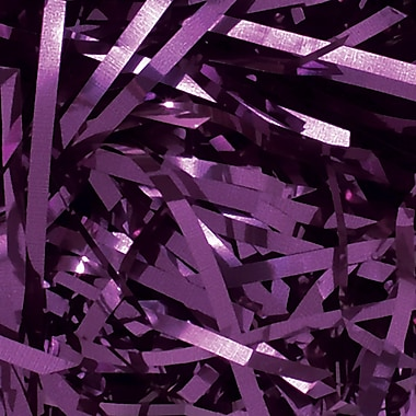 PreciousMetal™ 10 lbs. Metallic Shreds, Purple