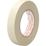 "3M™ Scotch® 1"" x 60 yds. x 6.5 mil Masking Tape 2364, Tan, 12/Case"