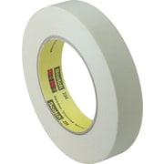 3M™ Scotch® 1 x 60 yds. x 6 mil Masking Tape 234, Tan, 12/Case