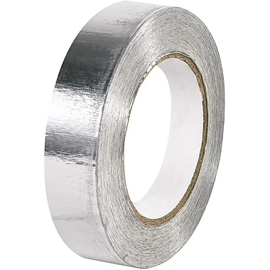 Tape Logic™ 1in. x 60 yds. Aluminum Foil Tapes