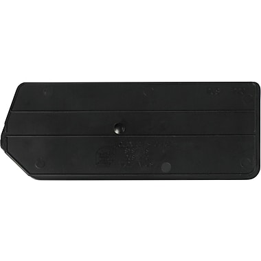 BOX Black Stack and Hang Bin Divider, 6 5/8in. x 2 3/4in.