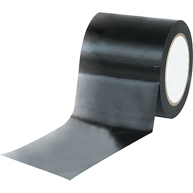 Tape Logic™  4in. x 36 yds. Solid Vinyl Safety Tapes