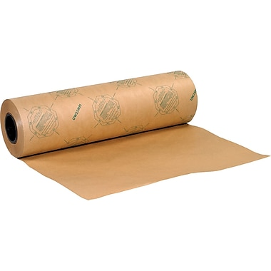 BOX 35 lbs. VCI Anti Rust Multi Metal Paper Roll, 24in. x 200 yds., 1 Roll