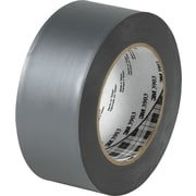 3M™ 3 x 50 yds. Duct Tape, Silver 3939, 18/Case