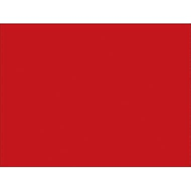 Tape Logic™ 4in. x 4in. Rectangle Inventory Label, Red, 500/Roll