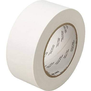3M™ 2in. x 50 yds. Vinyl Duct Tape 3903, White, 24/Case