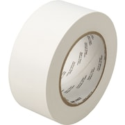 "3M™ 2"" x 50 yds. Vinyl Duct Tape 3903, White, 24/Case"