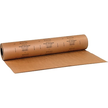 BOX 35 lbs. mil Spec VCI Paper Roll, 36in. x 200 yds., 1 Roll