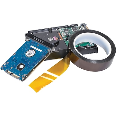 Kapton® 3/4'' x 36 yds. x 2 mil Tape, Each, 1/Pack