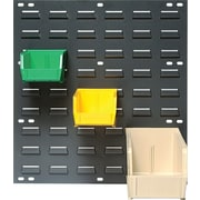 "BOX Wall Mounted Panel Rack, 18"" x 19"""