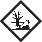"Tape Logic™ Marine Pollutant Regulated Label, 4"" x 4"""