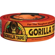 "Gorilla® Duct Tape, 2"" x 35 yds., Black, 1/Case"