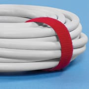 Velcro® 3/4 x 75' Velcro® Self-Grip Strap, Red