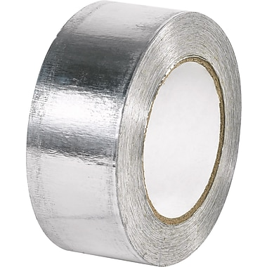 Tape Logic™ 3in. x 60 yds. Aluminum Foil Tapes