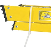 """BOX 175 lbs. Heavy-Duty Cable Tie, 21""""(L), Natural"""