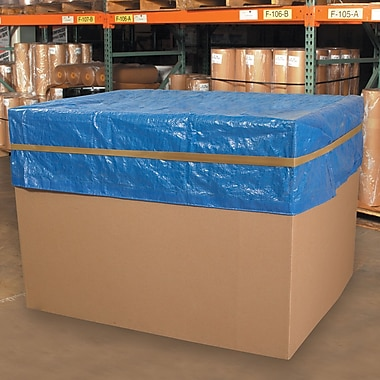 BOX Heavy Duty Pallet Band, 1 1/2in. x 84in., 50/Case
