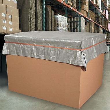 BOX Standard Duty Pallet Band, 3/4in. x 92in., 50/Case