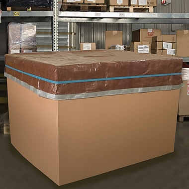 BOX Standard Duty Pallet Band, 3/4in. x 84in., 50/Case