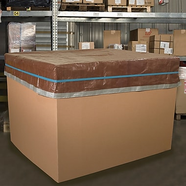 BOX Standard Duty Pallet Band, 3/4in. x 72in., 50/Case