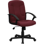 Flash Furniture Mid Back Fabric Task and Computer Chairs