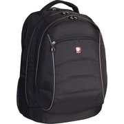 "Swiss Gear 15.6"" Trail Runner Laptop Backpack, Black"