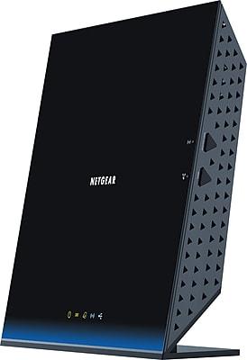 NETGEAR AC1200 Dual-Band Wi-Fi DSL Gigabit Modem Router (D6200)