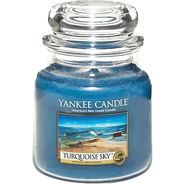 Yankee Candle Turquoise Sky Candle - Medium Jar