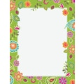 Bright Dahlias Letterhead, 80 count