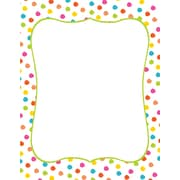 Great Papers® Circus Dots Letterhead, 80/Pack