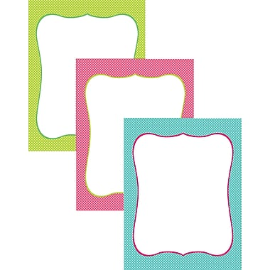 Spring Dots Assortment, 60 count