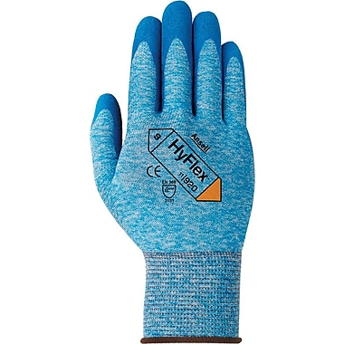 Ansell HyFlex® 11-920 Nitrile Gloves, Size Group 7