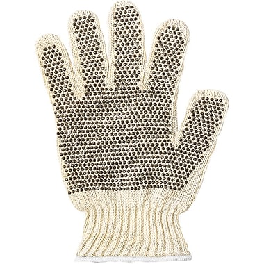 Ansell MultiKnit™ Poly/Cotton Dotted Lightweight Glove, Size Group 7