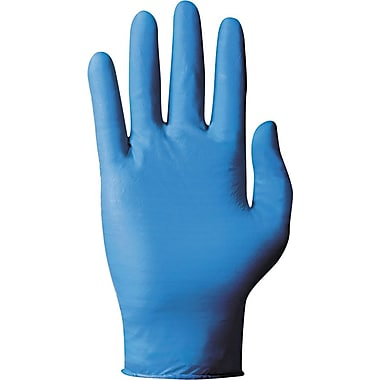 Ansell TNT® 92-575 Nitrile Lightly Powdered Disposable Gloves, Large