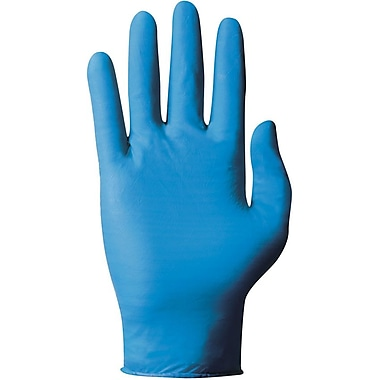 Ansell TNT® 92-575 Nitrile Lightly Powdered Disposable Gloves, Medium