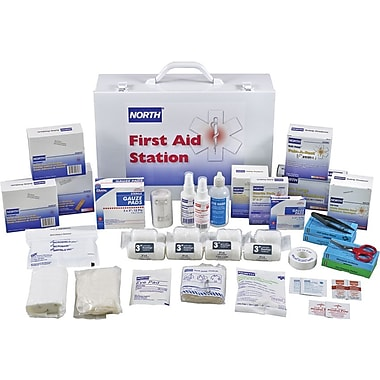 North® Bulk First Aid Station, 100 Person