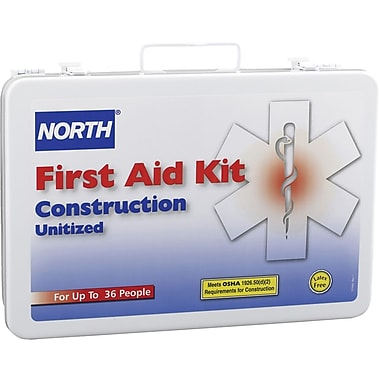 North® Construction First Aid Kit