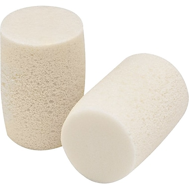 North® DeciDamp2® Uncorded NRR 29 db Foam Ear Plug, White