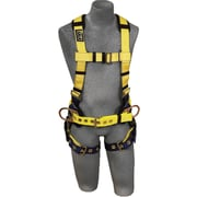 DBI/Sala® Delta No-Tangle™ Polyester Construction Harness, Medium